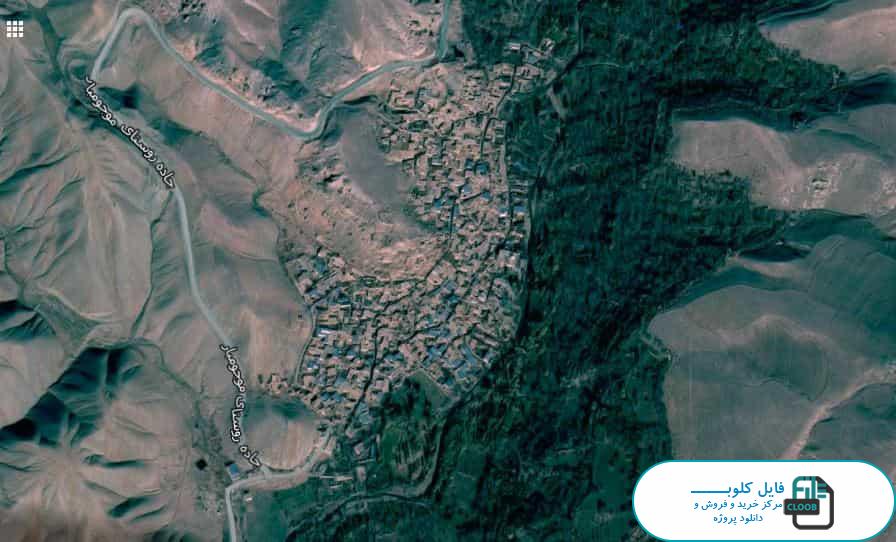 دانلود پروژه روستای سار