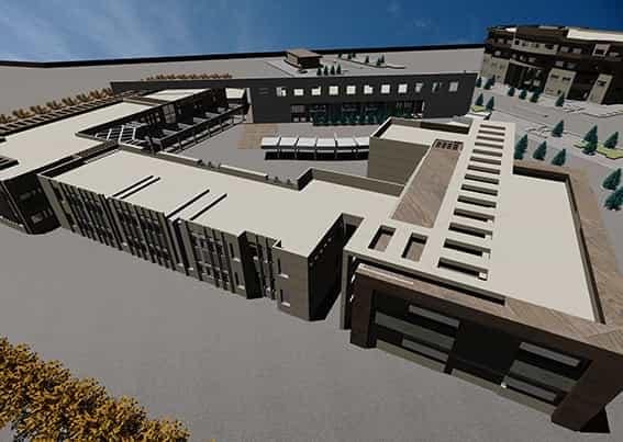 دانلود پایان نامه طراحی دانشکده هنر و معماری