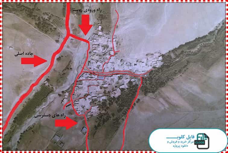 روستای کمانج علیا تبریز